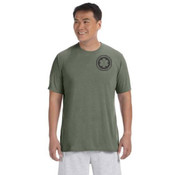 Military Green Performance T-shirt